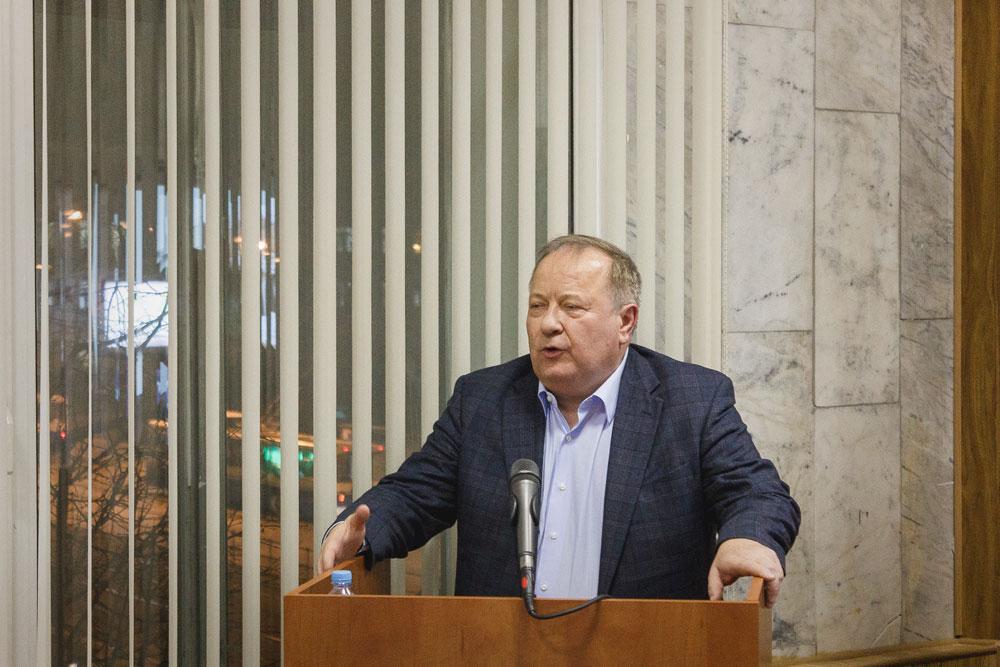 Научный куратор Центра третейского правосудия, доктор юридических наук Ю.И. Скуратов